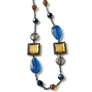 NEW lia sophia horizon necklace
